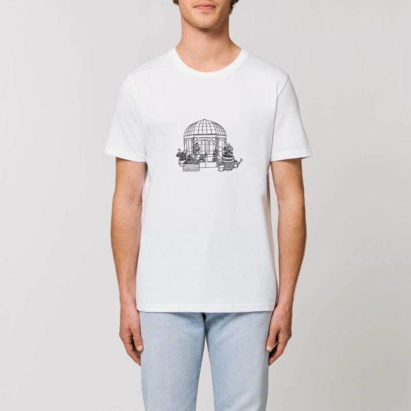 T-Shirt Homme - La serre insolite