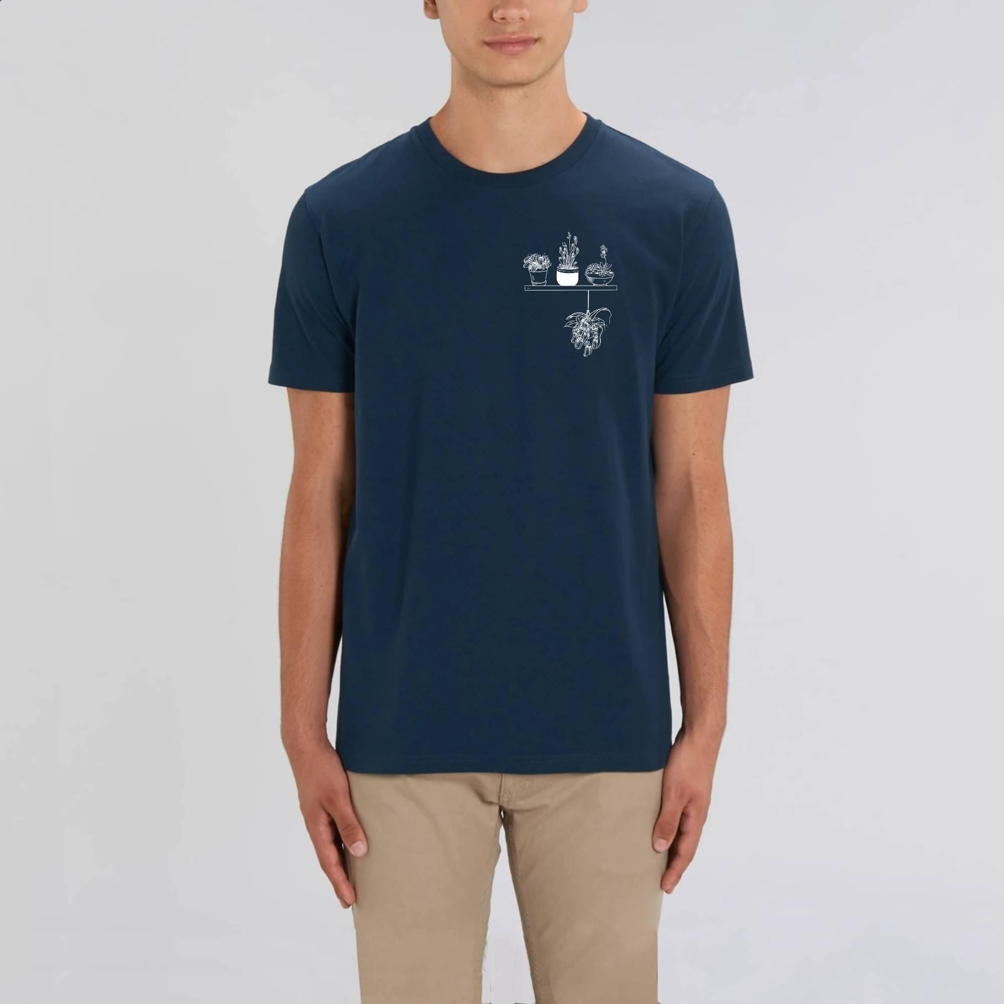 T-Shirt Homme - L'étagère Carnivore